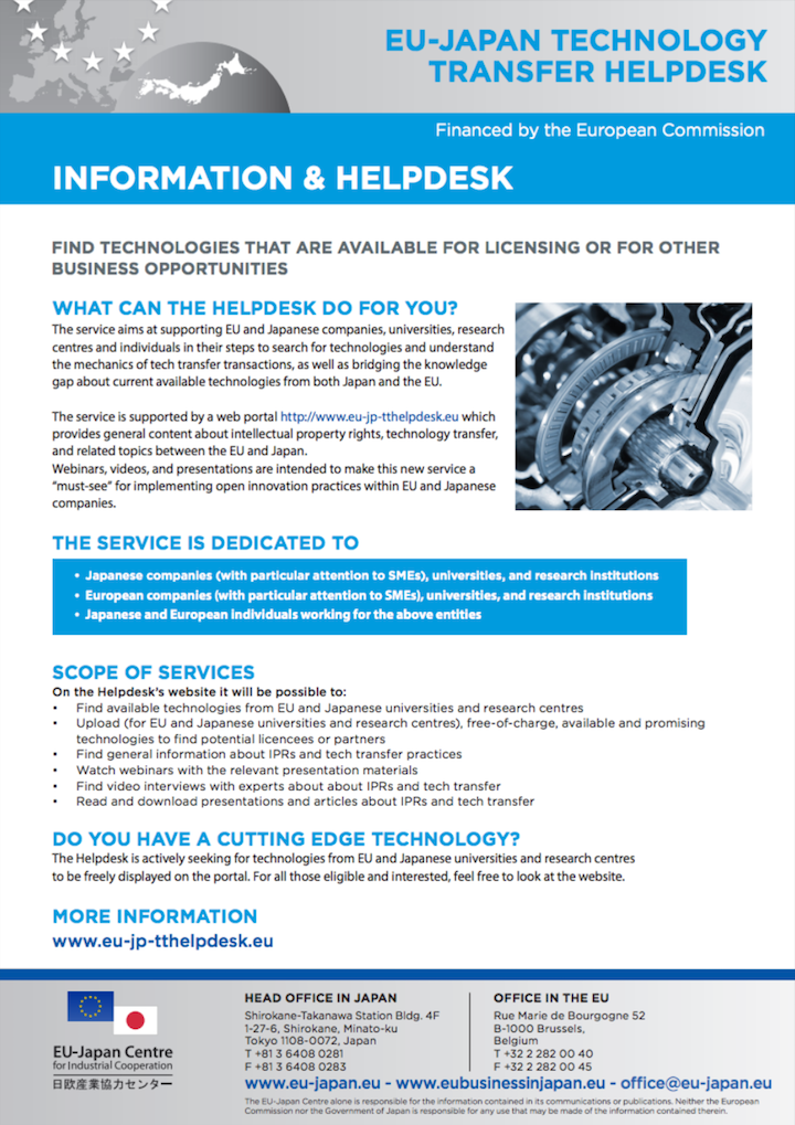 Helpdesk's Brochure