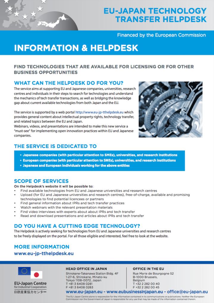 Helpdesk's Brochure