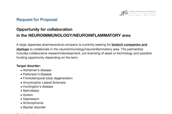 RFP_Neuroimunology