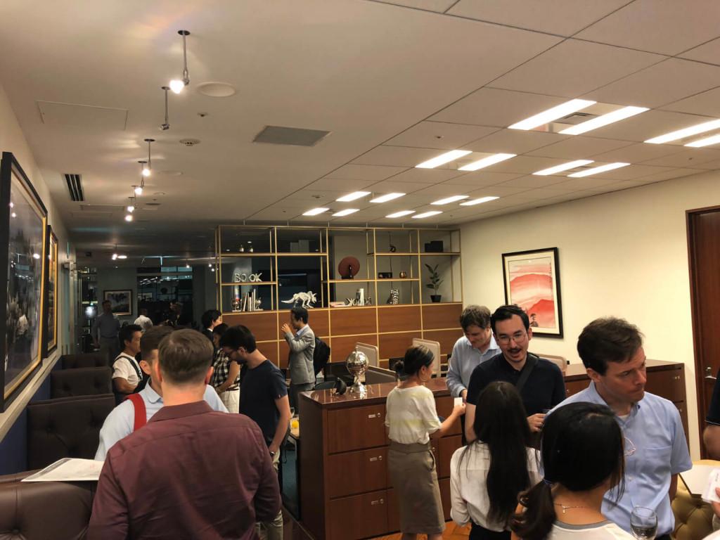 Tokyo fintech meetup