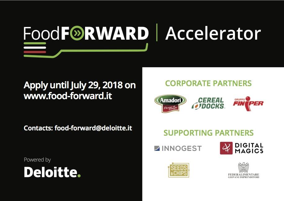 Food Forward flyer
