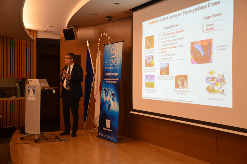 Prof. Helmut Prendinger, Digital Content and Media Sciences Research Division, National Institute of Informatics (NII)