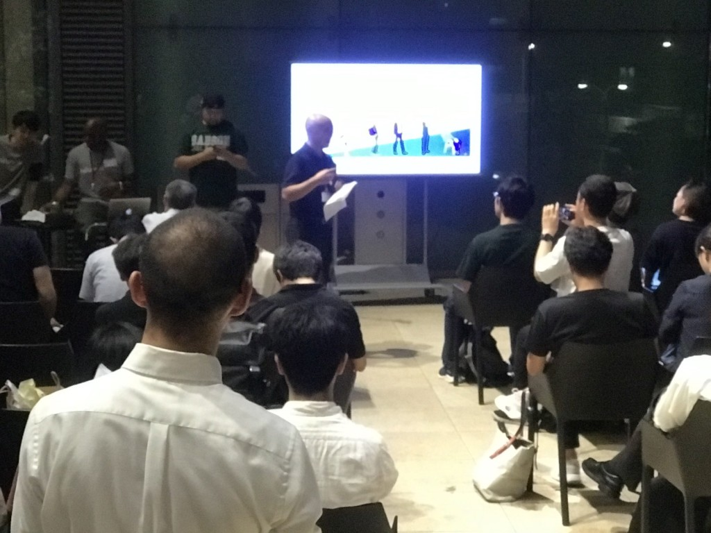 ROCKET PITCH NIGHT 2019