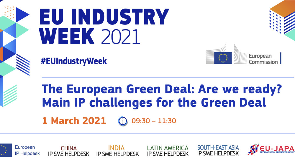 Banner EU Industry Week